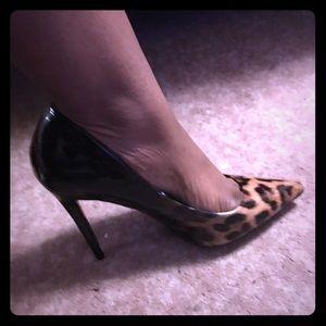 Steve Madden Shoes - Steve Madden Ombré Patent Leather Heels